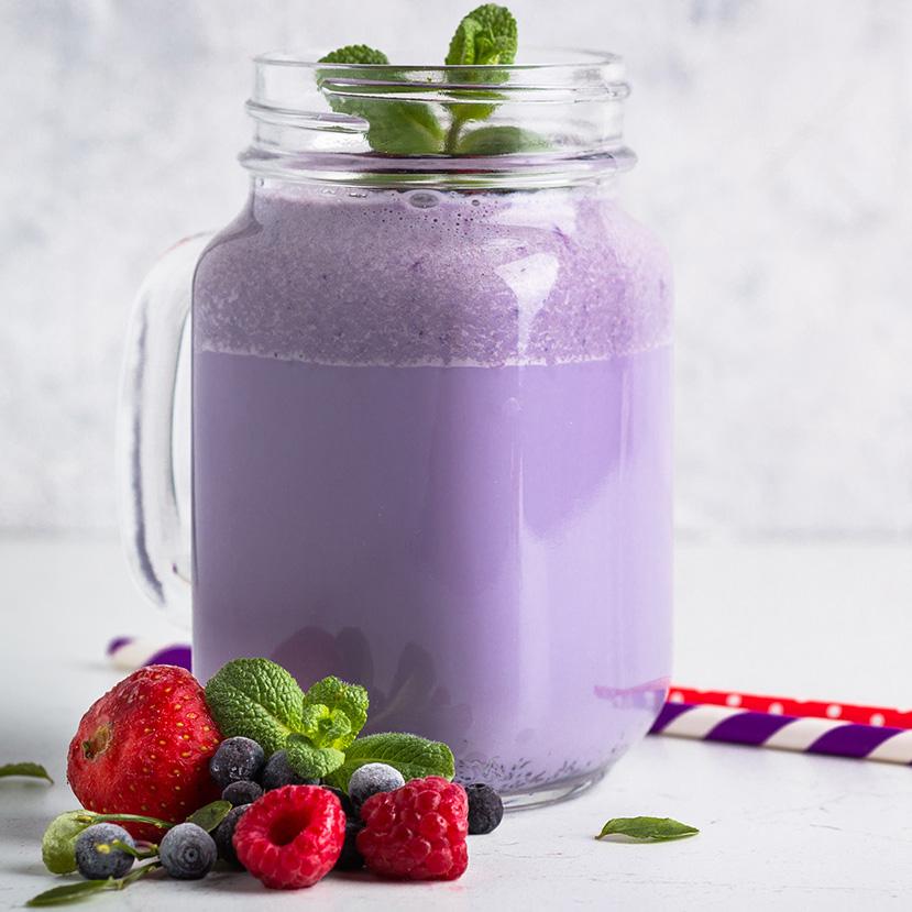 Bærbonanza smoothie