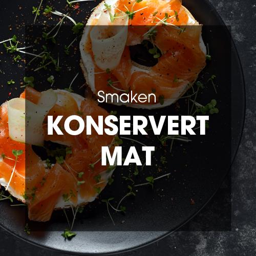 Smaken: Konservert mat