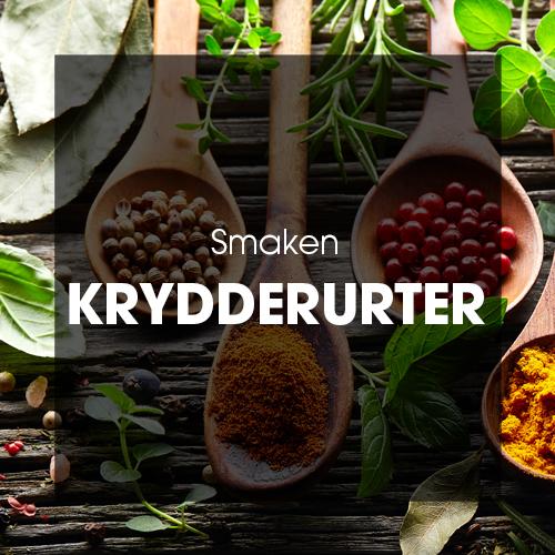 Smaken: Krydderurter