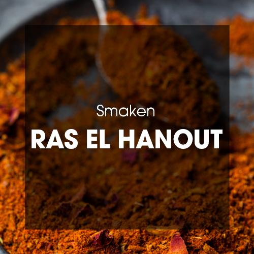 Smaken: Ras el hanout