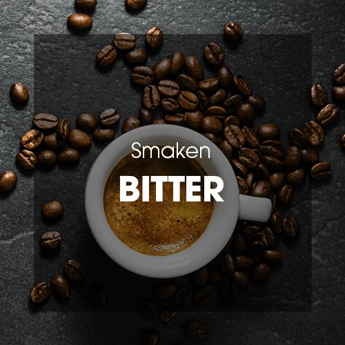 Smaken: Bitter